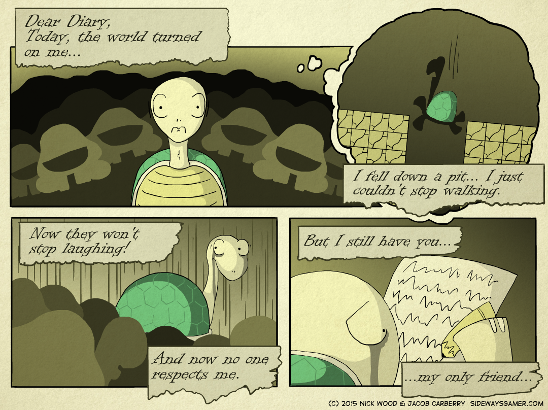 Tortoise and the Plummer (Part One)
