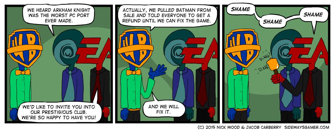 Port Gotham