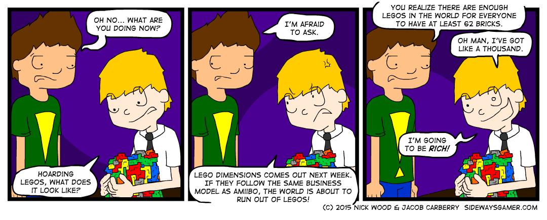 Lego Tycoon