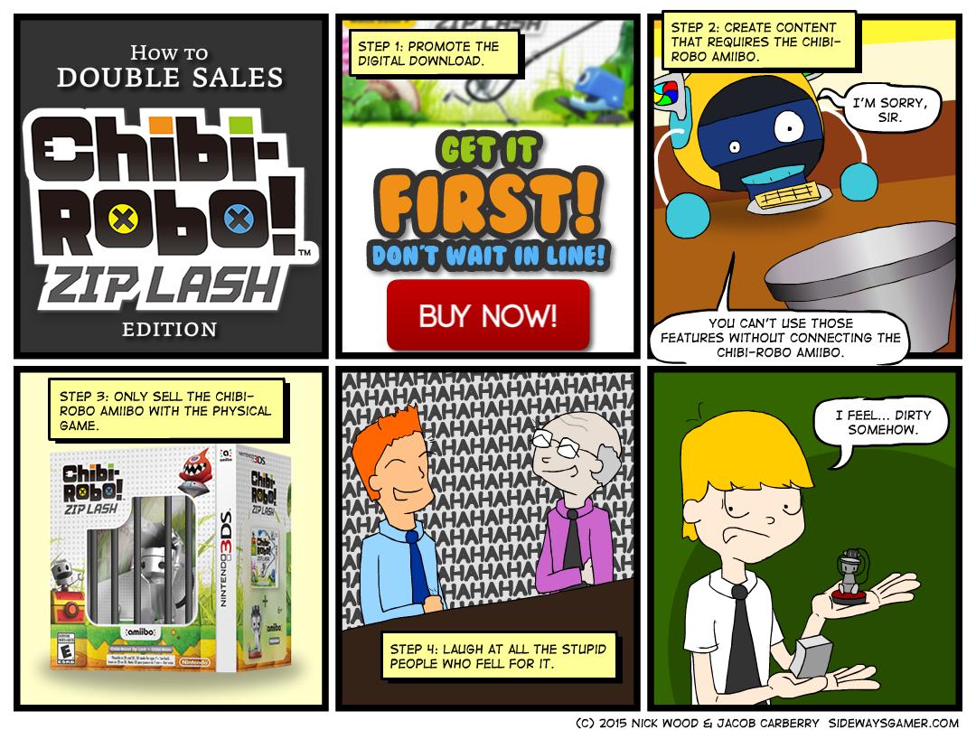 Chibi-Robo: Quick Cash