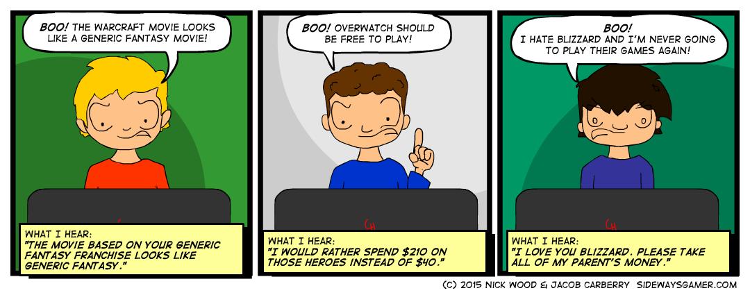 Overreactions