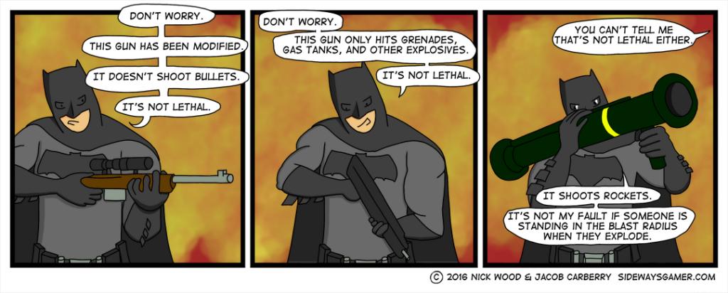 BatGuns
