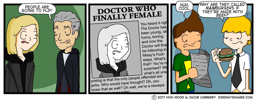 Doctor Whittaker